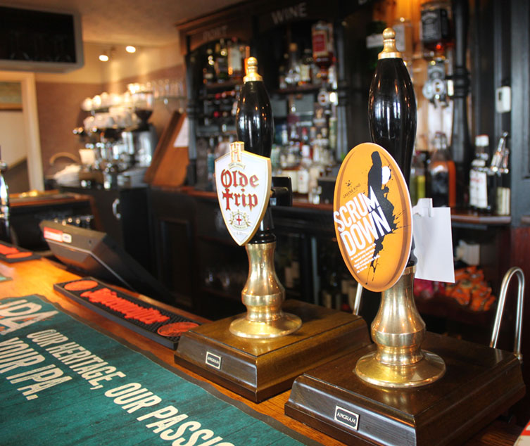 Crown & Anchor Pub Eastbourne Guest Ales