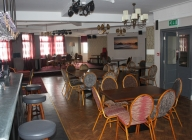 Crown & Anchor Pub Eastbourne Large Function Room