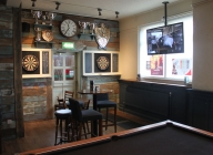 Crown & Anchor Pub Eastbourne Pool and Darts