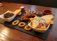 Crown & Anchor Eastbourne Pub Food -  Ranch Sharing Platter